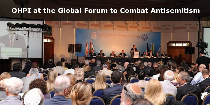 Global Forum to Combat Antisemitism
