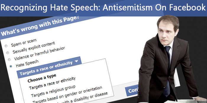 Antisemitism on Facebook