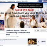 Landover Baptist Church and the limits of satire
