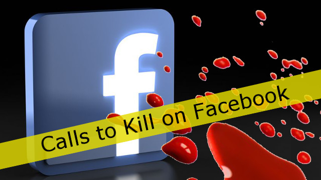 Call to Kill on Facebook