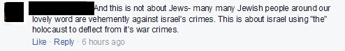 page id onlinehate post id 786464174764140 comment 13 palestine holocaust