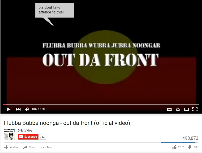 Flubba Bubba Noonga video