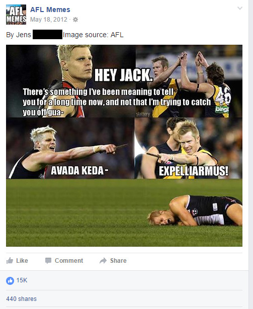 3 1 online hate prevention institute trolling the afl with racism