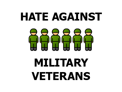 Hate Against Military Veterans