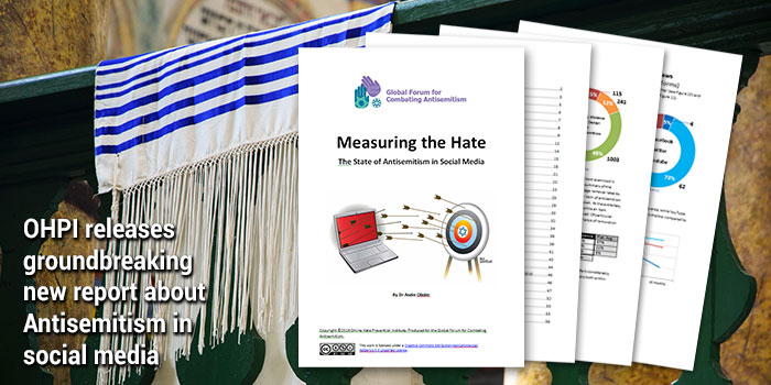 OHPI releases report on the state of antisemitism on social media